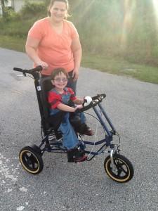 Hunter  New Trike 1