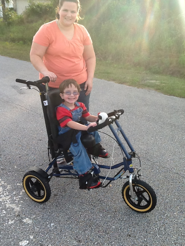 Hunter New Trike 1