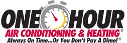 One Hour Air Logo