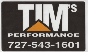Tim's Performance - tkt sponsor
