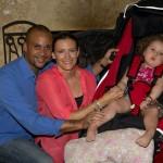 Savannah & Parents New Chair