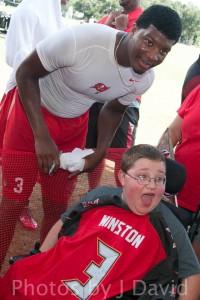 Dillon and Jameis Winston