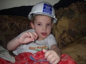 Paden Construction Hat