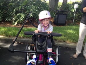 Lilly new trike