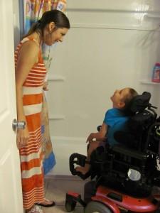 TBO.com Bathroom makeover makes life easier for ailing girl
