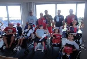 washington-nationals-host-wheelchairs-4-kids-032214