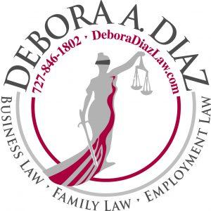 Diaz Logo with Phone